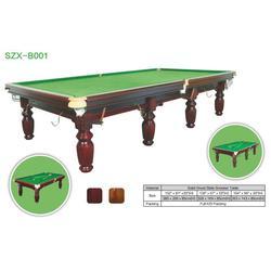 香港台球桌-双子星体育用品-15球台球桌图片