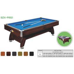 广东桌球台、8球桌球台、双子星体育用品图片