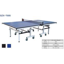 广东乒乓球台_双子星体育用品_标准乒乓球台图片