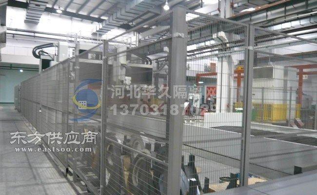 仓库隔离网_工厂车间隔离网型号华久图图片