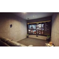 济源私人影院设备安装费用(正浩电子)私人影院设备安装图片