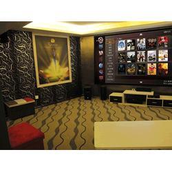 私人影院设备安装、(正浩电子)、河南私人影院设备安装费用图片