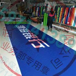 渤海银行灯箱贴膜制作的门头3M灯箱贴膜加工制作基地图片