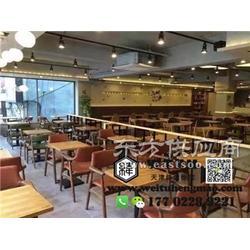 咖啡厅餐桌椅酒店餐桌椅西餐厅餐桌椅图片