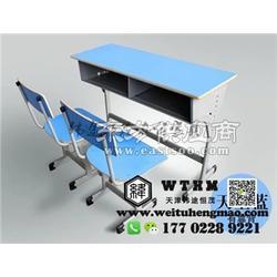 学生课桌椅一套多少钱 升降课桌椅报价图片