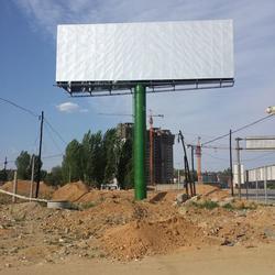 萬迪廣告、戶外單立柱廣告牌、單立柱廣告牌圖片