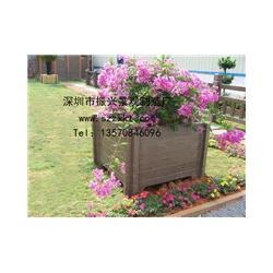 厂家直销各种款式花箱树箱,花箱树箱定制图片