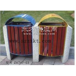 水泥垃圾桶水泥垃圾桶的参考图片