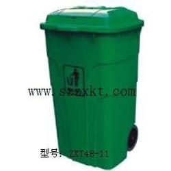 环卫园林垃圾箱,木制园林垃圾箱,木头园林垃圾箱图片