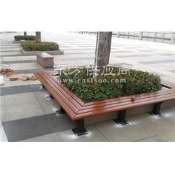 防腐木树围椅型号,防腐木树围椅,厂家图片