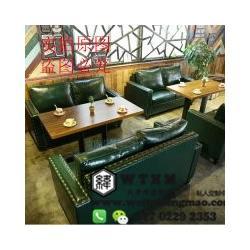 京卡座沙发厂家 卡座沙发供应商 卡座沙发商图片