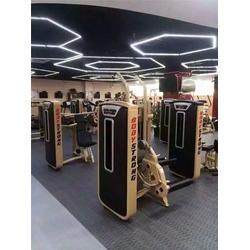 学校健身房器材_尚健体育_健身房器材图片