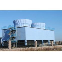 方形横流式冷却塔,江苏大宇环保,方形横流式冷却塔直销图片