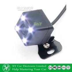 源喜LED 170度 汽车车载摄像头 倒车后视摄像头 高清防水图片