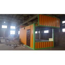 集装箱改装 设备箱,集装箱商铺认准信合集装箱图片
