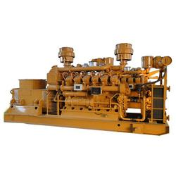张掖燃气发电机组_济南瓦特_100KW燃气发电机组图片