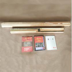 紅蘋果認證商家-貴州實木餐桌滑軌-實木餐桌滑軌生產圖片