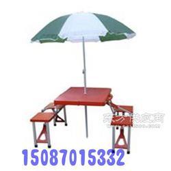 中柱伞定做 抗风遮阳伞厂家图片