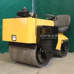 座驾式小型压路机 自重850公斤 便宜压实好图片
