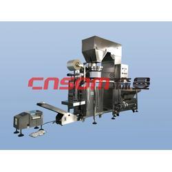森曼智能全自动100-5000称重包装机自动包装设备厂家直销图片