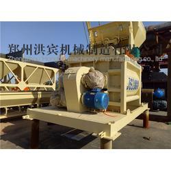 混凝土搅拌机,hzs75混凝土搅拌机,专业制造(优质商家)图片