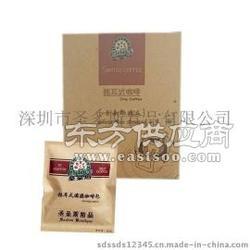 圣朵斯精品挂耳咖啡滤泡免煮现磨粉10小包香浓醇厚中度烘焙 1010g 每一包均独立包装图片