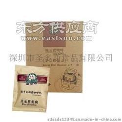 圣朵斯蓝山挂耳滤泡咖啡 进口咖啡豆现磨纯咖啡粉无糖 现磨纯咖啡 充氮保鲜图片