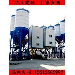 (亿立建机)60混凝土搅拌站-60混凝土搅拌站图片