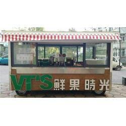 创意小吃车_潮州小吃车_迅蓝餐车(查看)图片