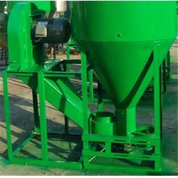 立式饲料机|河北立式饲料机厂家|恒力机械(优质商家)图片