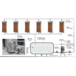 重庆养殖场专用湿帘、恒力机械、湿帘图片