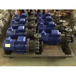 宿州65CQ-35不锈钢磁力驱动离心泵_跃泉泵业图片