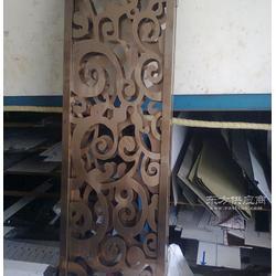 不锈钢背景墙花格装饰仿古铜屏风厂家加工图片
