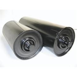 阳泉槽型托辊、诚富输送槽型托辊、V型槽型托辊图片