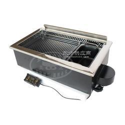 多功能630烤涮一体锅 亚卫一体锅图片