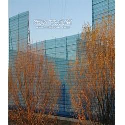 钢丝网市防风抑尘板,唯佳金属网防风抑尘板,煤场防风图片