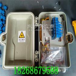 SMC楼道配线箱12芯光纤分线箱供应厂家图片