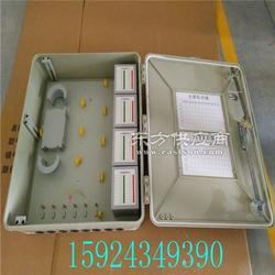 供应SMC光分路器箱-96芯三网合一光分路器箱图片