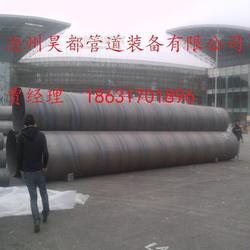 螺旋钢管厂家交通便利图片
