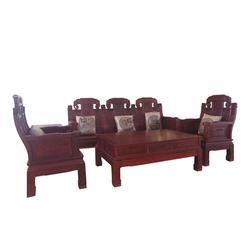 山东非洲花梨木沙发_非洲花梨木沙发定做_众人从红木质量稳定图片