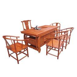 非洲花梨木茶台、众人从红木优质供应商、非洲花梨木茶台图片