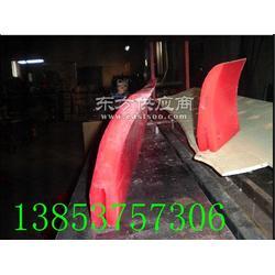 清扫器刀头 刀头聚氨酯刀头 聚氨酯清扫器刀头 聚氨酯刮板生产厂家图片