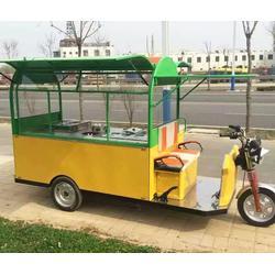 迅蓝餐车、邵阳早餐车、四轮早餐车图片