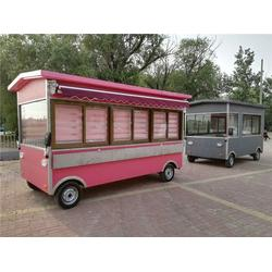 迅蓝餐车,阆中小吃车,电动小吃车图片