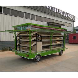 山东小吃车|迅蓝餐车(优质商家)|电动四轮小吃车图片
