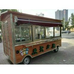 迅蓝餐车(图),早餐车定制厂家,海阳早餐车图片