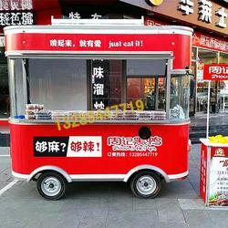 武汉小吃车-迅蓝餐车-流动小吃车房车图片