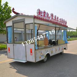 红桥区小吃车,多功能小吃车,迅蓝餐车(多图)图片