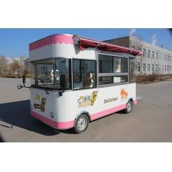迅蓝餐车,赣州餐车,电动早餐车图片