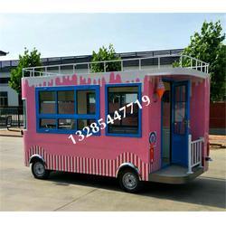 迅蓝餐车,黄山小吃车,快餐小吃车图片